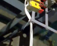 Грузоподъемник грузовой лифт на 5000 кг в шахте